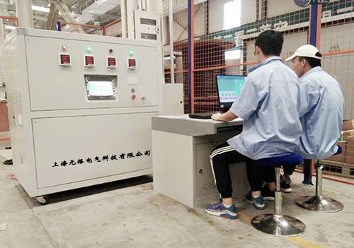 YGSX-800-3000Q十二相全自动低压开关柜温升试验仪